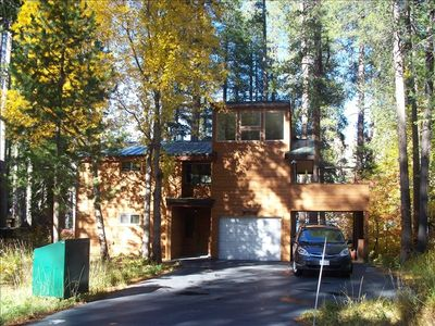 Donner Lake Lake Front Home
