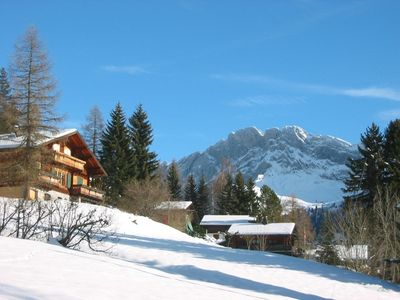 Chalet La Grand Ourse- Winter