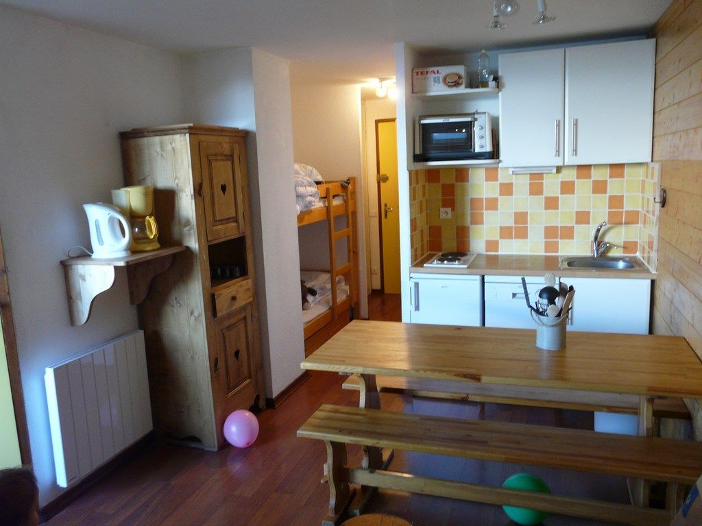 Holiday apartment, 23 square meters