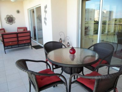 Lanai With Bay Front Views, Gulf Views!!