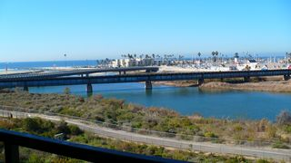 Oceanside condo photo - Bike Path from Private Balcony