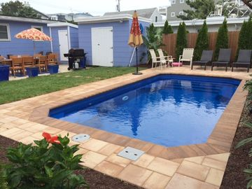 Dewey Beach house rental - 12x23 inground pool