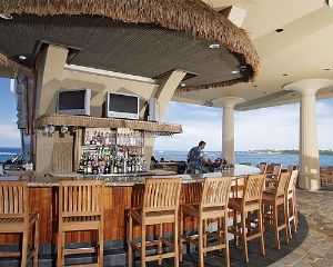 Don The Beachcombers Tiki Bar. Great mai tai and an unbelievable setting!