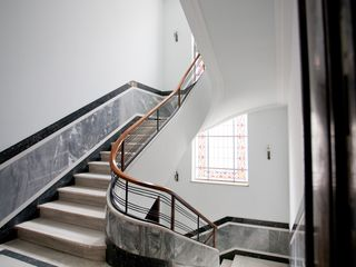 Central Athens apartment photo - Entrance Staircase
