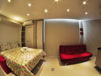 Be Paulista, apartment with comfort and amenities