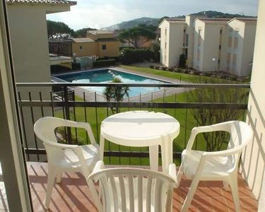 Apartment for 5 people, with swimming pool, in Calella de Palafrugell
