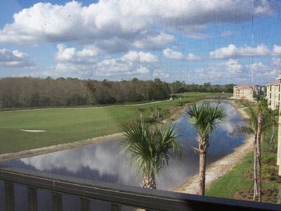 Like New, 4th/ Top Floor And End Unit Condo Overlooking Golf course &water.