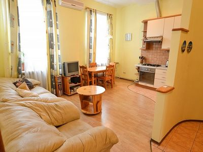 Super Charming 1 Bedroom apartment located at heart of Podol right in the centre