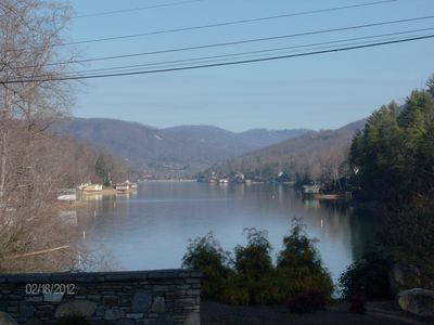 Nearby Lake Lure