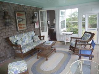 Monomoy house photo - Screened Porch