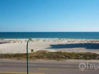Orange Beach condo photo - View of Gulf from balcony