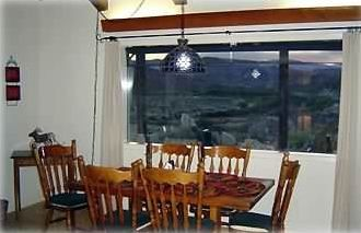 Lajitas house rental - A Table with a View