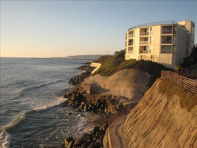 The condo on Sunset Cliffs