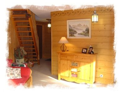 Duplex apartment *** skiing area and the Alpine tundra for 7-8 people,all season
