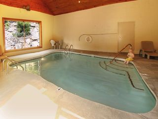 Pigeon Forge cabin photo - Indoor pool open year around