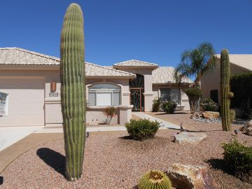 Oro Valley house rental - Entrance