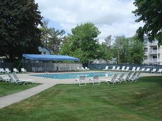 Ogunquit condo photo - Heated inground pool