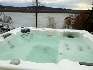 Catskill house photo - Heated Spa / Over looking the Hudson River