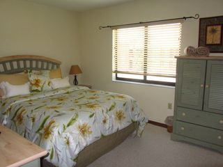Queen Bedroom Suite - Cocoa Beach condo vacation rental photo