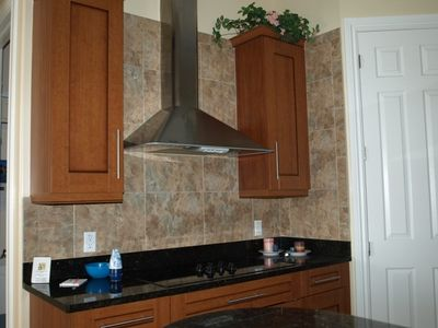 Modern Cooktop and Hood