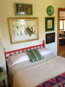 Saugatuck / Douglas cottage rental - Bedroom 2 with full size bed