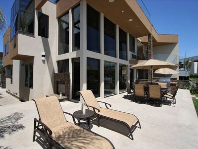 Bay Front Contemporary Living at its finest!