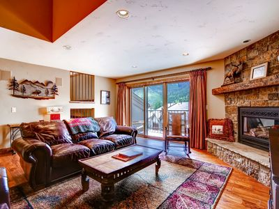 3BR Vail Townhome w/Private Patio & Shuttle Access