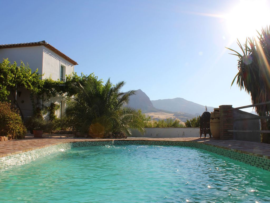 Farmhouse In Privileged Location, with private pool and established gardens.
