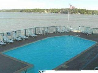Osage Beach condo photo - Large pool overlooks the lake on the point + another pool too....