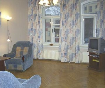 St Petersburg apartment rental