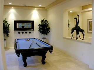 Palm Springs house photo - Pool table