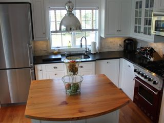 Sagamore Beach house photo - Newly renovated kitchen