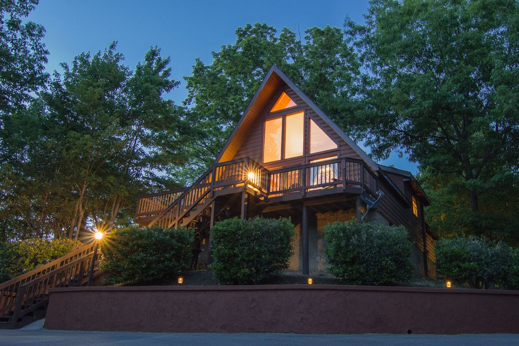 Perfect cabin for couples great views hot vrbo for Gatlinburg cabins for couples
