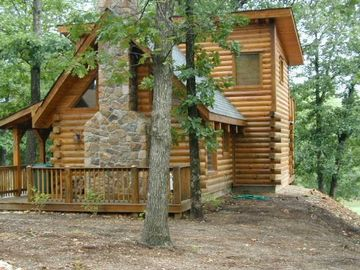 Branson cabin rental - Log Cabin