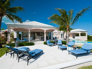 Providenciales - Provo villa photo - Sun Patio