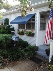 Annapolis cottage photo - This vintage 50s cottage is ready to welcome you. Feels like coming home!
