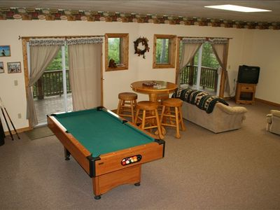 """Game Room"" ""Basement"""