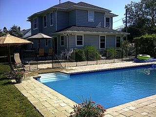 Southampton house photo - Pool / Patio / Deck