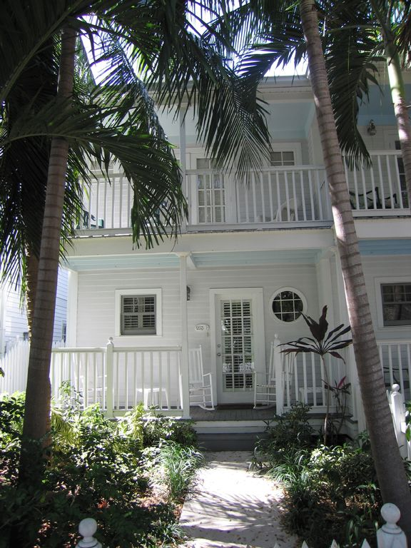 Key West Vacation Townhouse Rental In Homeaway Truman Annex