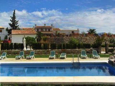 Popular holiday home for 2 people, with swimming pool, in Málaga
