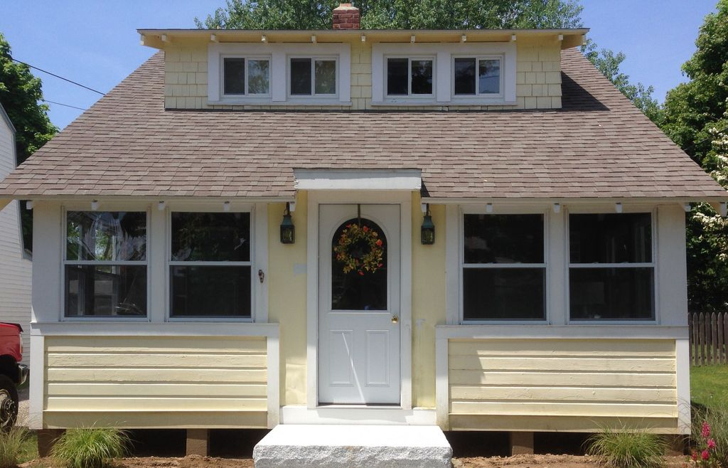 Relaxing beach cottage saybrook manor old saybrook - Cottage anglais connecticut blansfield ...