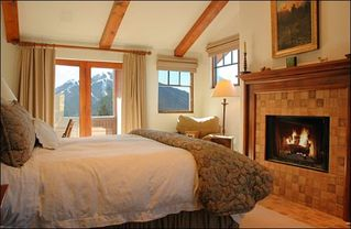 Ketchum house photo - Master Bedroom