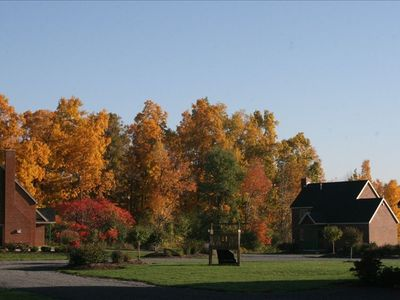Colors of the fall at Cobtree
