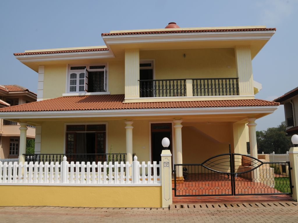 Front Elevation Villa : Beautiful detached villa with shared swimming vrbo