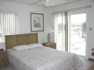 South Bethany Beach house photo - Queen Bedrooms overlooking water with private decks