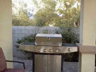 Las Vegas house photo - BBQ