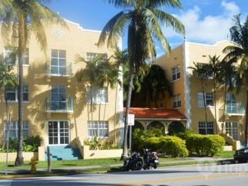 Miami Beach condo rental - Exterior of Building