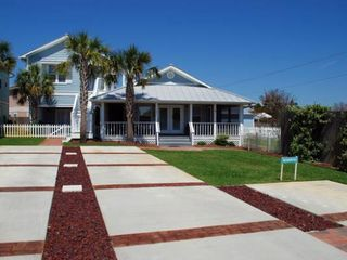 Crystal Beach house photo - Welcome to Easystreet's Pineapple Cabana