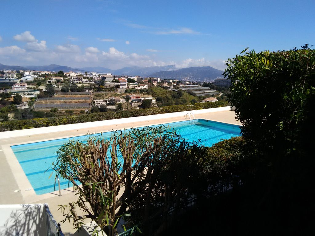 NICE - STUDIO - 3 PEOPLE. MAX IN RESIDENCE CLOSED WITH SWIMMING POOL - - Nice - appartement