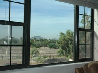 Open Views from Living Room - Tucson condo vacation rental photo